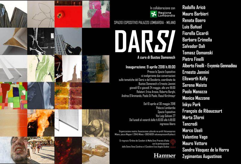 DARSI - Mostra internazionale d'arte contemporanea