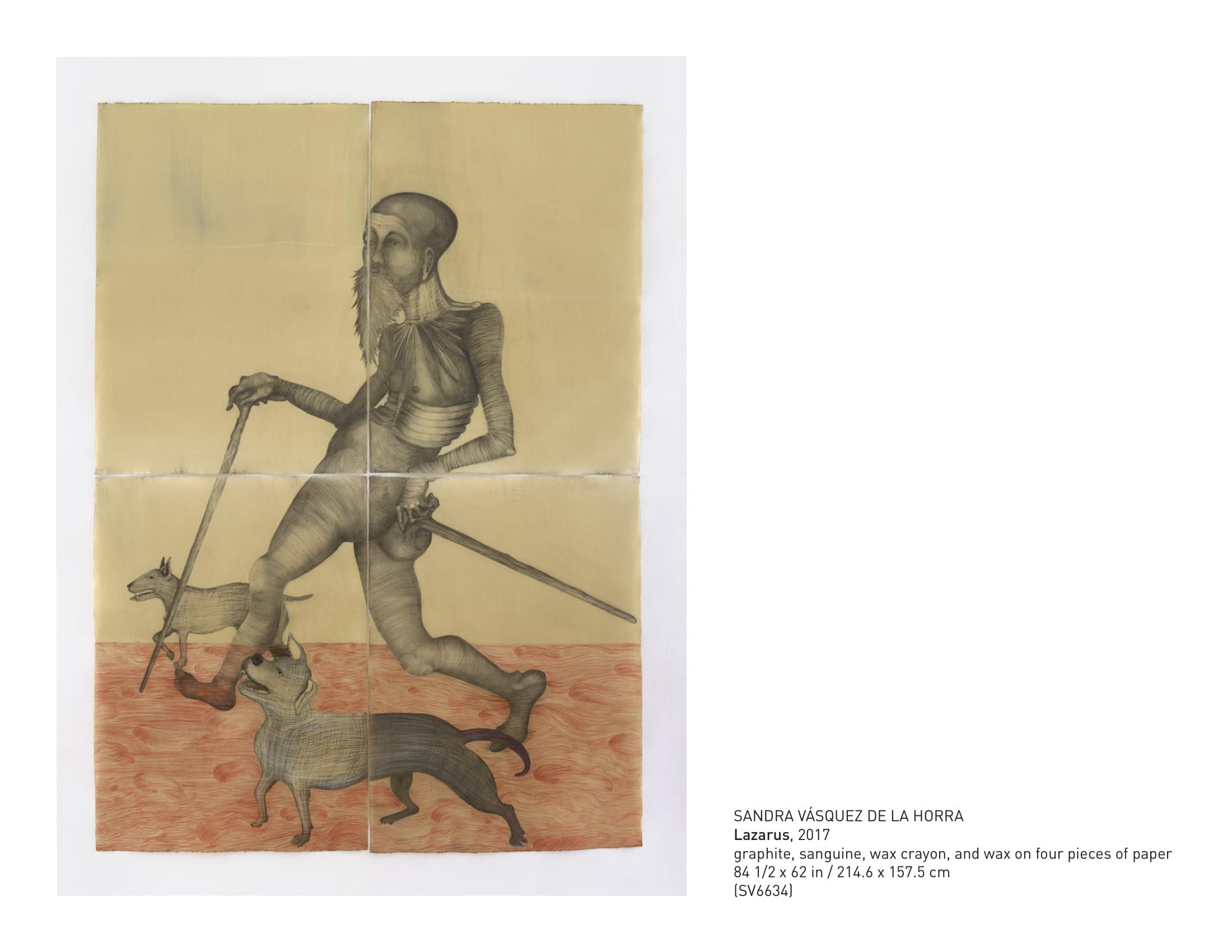 América sin Fronteras, March 15 – April 28, 2018. David Nolan Gallery, New York.